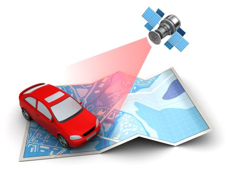Fahrzeugortung durch GPS-Tracker